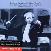 Merit - Beethoven: Symphony no 9 / Mengelberg, et al