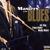 Masters Of The Blues [Box]