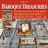 Baroque Treasuries Vol 1-5