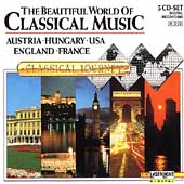 The Beautiful World of Classical Music Vol 1-5