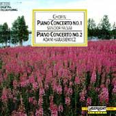 Chopin: Piano Concertos nos 1 & 2 / Falvai, Harasiewicz