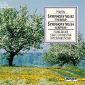 """Haydn: Symphony no 82 """"The Bear"""", Symphony no 94 """"Surprise"""""""