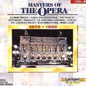 Masters Of The Opera Vol 9 (1876-1892)