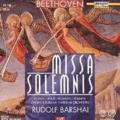 Beethoven: Missa Solemnis / Rudolf Barshai
