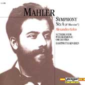 """Mahler: Symphony no 4 (& """"Blumine"""") / Haenchen, Netherlands"""