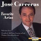 Jose Carreras - Favorite Arias