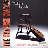 The Spanish Guitar - Rodrigo, Tarrega