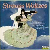Strauss Waltzes / Vienna Strauss Orchestra