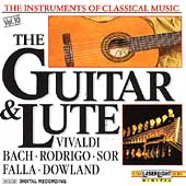 The Instruments of Classical Music Vol 10 - Guitar & Lute