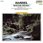 Handel: Water Music Suites 1-3 / Budapest Strings