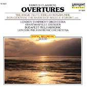 Famous Classical Overtures