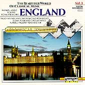 The Beautiful World Of Classical Music Vol 3 - England