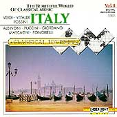 The Beautiful World Of Classical Music Vol 8 - Italy