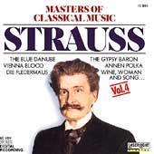 Masters of Classical Music Vol 4 - Johann Strauss