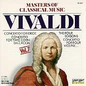 Masters of Classical Music Vol 7 - Vivaldi