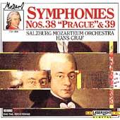 """A Little Night Music - Mozart: Symphonies no 38 """"Prague"""" & 39"""