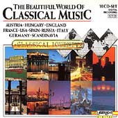The Beautiful World of Classical Music Vol 1-10