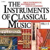 The Instruments of Classical Music Vol 1-5