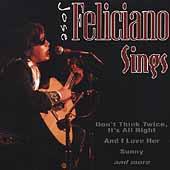 Jose Feliciano Sings