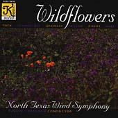 Wildflowers - Symphonic Band Music / Corporon, North Texas