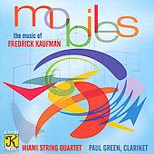Mobiles - Kaufman: String Quartets / Miami String Quartet
