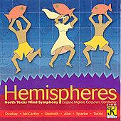 Klavier Wind Project - Hemispheres / Corporon, North Texas