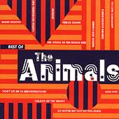 Best Of The Animals (K-Tel)