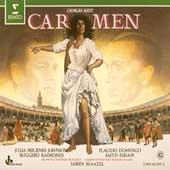 Bizet: Carmen / Maazel, Migenes, Domingo, Raimondi, et al