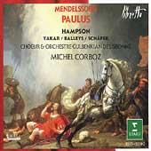 Mendelssohn: Paulus / Corboz, Hampson, Yakar, Balleys