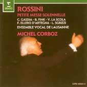 Rossini: Petite Messe Solennelle / Michel Corboz