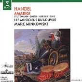 Handel: Amadigi / Minkowski, Stutzmann, Smith et al