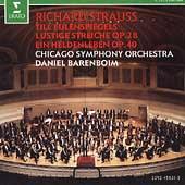 Strauss: Till Eulenspiegel, Ein Heldenleben / Barenboim