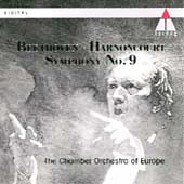 Beethoven: Symphonies 1-9 / Harnoncourt, CO of Europe