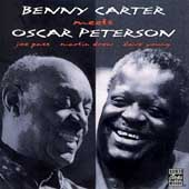 Benny Carter Meets Oscar Peterson