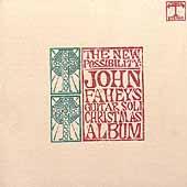 The New Possibility: Guitar Soli Xmas Album/Christmas With Fahey Vol. 2