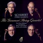 Schubert: String Quartets no 13 & 14 / Guarneri Quartet