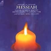 Handel: Messiah / Parrott, Gauvin, Lane, Elwes, et al
