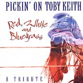 Pickin' on Toby Keith: Red, White & Bluegrass Tribute