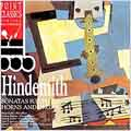 Hindemith: Sonatas for Flute, Horns, and Organ