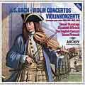 J.S.Bach: Violin Concertos / Standage, Pinnock, English Concert