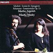 Schubert: Sonata for Arpeggione; Schumann: Fantasiestucke, Op.73