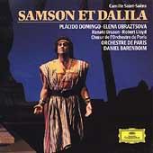 SAINT-SAENS:SAMSON & DALILA:D.BARENBOIM(cond)/PARIS ORCHESTRA/E.OBRAZTSOVA(Ms)/P.DOMINGO(T)/ETC