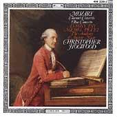 Mozart: Clarinet Concerto, Oboe Concerto / Hogwood