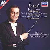 Suppe: Overtures / Charles Dutoit