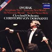 Dvorak: Symphony no 9 / Dohnanyi, Cleveland Orchestra