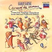 Saint-Saens: Carnaval des animaux / Charles Dutoit