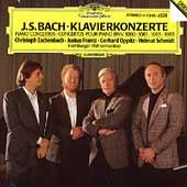 J.S.Bach: Piano Concertos