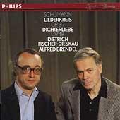 Schumann: Liederkreis, etc / Fischer-Dieskau, Brendel