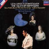 オッフェンバック: 歌劇『ホフマン物語』