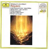 Mozart: Requiem (1975) / Herbert von Karajan(cond), Berlin Philharmonic Orchestra, Anna Tomowa-Sintow(S), Agnes Baltsa(Ms), etc